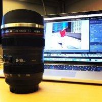 obiektyw do aparatu fotograficznego